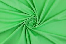 Drill leggero puro cotone verde chiaro STOFFA AL METRO TESSUTO A METRAGGIO