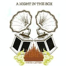A NIGHT IN THE BOX - Write a Letter (CD 2008) USA Import MINT Lo-Fi Indie