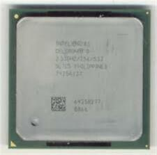 Intel Celeron D 2.53 GHZ CPU Socket 478