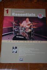 Drumset Essentials, Volume 1 w/CD Peter Erskine