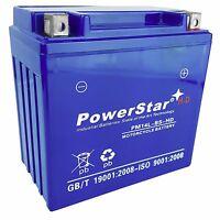 Batterie bmw k1300 R Dynamic k43 Bj 2015 SHIDO Lithium ltx14-bs//ytx14-bs