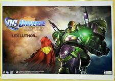 DC Universe Online - LEX LUTHOR TRIUMPHANT Print DC Superman