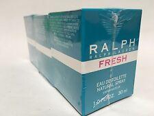 QTY 3 RALPH FRESH for Women Perfume 1.0 oz EACH Total 3 oz SEALED PACK OF THREE