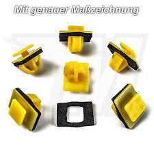 20x Verkleidungs Clip Türe Halterung mit Dichtung für Hyundai | 8775835000