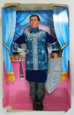 Prince Ken Doll (Barbie Sleeping Beauty's Prince) [NO BOX}