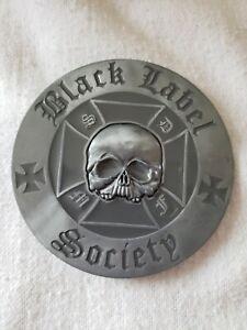 Belt Buckle The Original Lucky-13 Skull Skeleton Men/'S Bone Cross Double Stars