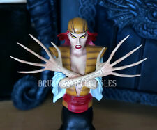 Bowen Designs Lady Deathstrike Bust Marvel Universe Exclusive Statue from X-Men