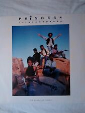 "PRINCE RELATED PRINCESS AND STARBREEZE IT'S GONNA BE LONELY 12"" VINYL RECORD"