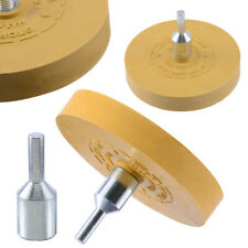 Car Decal Remover Eraser Polishing Disk Wheel Pad Adhesive Sticker Removal Tool