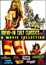 Drive in Cult Classics 3 0787364824298 DVD Region 1