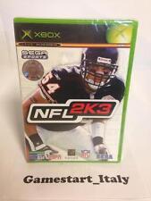 NFL 2K3 (XBOX) NUOVO SIGILLATO NEW PAL VERSION