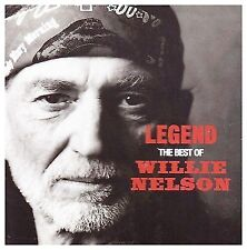 Willie Nelson Legend The Best of 20 Track CD 2008 EX