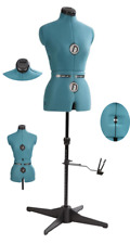 Dress Form Female Mannequin Adjustable Stand Sewing Jewelry Holder Torso Display