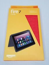 Amazon Fire 7 Tablet Case (7th Generation, 2017 Release), Red, NEW!
