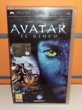 James Cameron's Avatar PSP USATO ITA