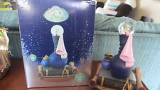 RARE DISNEY TINKERBELL LOST REASURES MUSICAL SNOWGLOBE YOU CAN FLY YOU CAN FLY