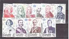 EDIFIL 2496/05 Reyes de España. Casa de Borbón AÑO 1978