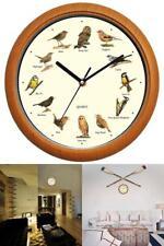 Benail Singing Bird Wall Clock 12 Inch