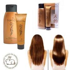 TianDe Ginseng Regenerating Shampoo 220g & Mask 100g for Damaged Hair