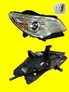 RIGHT HEAD LAMP FOR BUICK  ENCLAVE HALOGEN 2013 - 2017  84026395  GM2503382