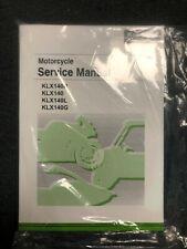 Kawasaki Klx�]140 Service Manual - Fits 2008-2021 - Genuine Kawasaki - Brand New (Fits: Kawasaki)