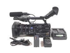 Sony HVR-Z7U MiniDV Camcorder HVRZ7U HVR-Z7 U 74 x 10 HVR-MRC1