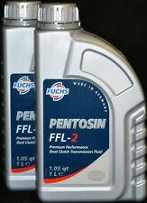 2x1 Liter FUCHS PENTOSIN FFL-2 Doppelkupplungsgetriebeöl DCTF VW TL 52 182