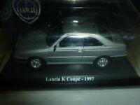 die cast 1/43 LANCIA K COUPE' 1997  HACHETTE
