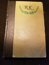 KIM by Rudyard Kipling VINTAGE MACMILLAN & CO