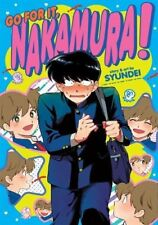 Go For It, Nakamura! manga volume 1 english paperback brand new