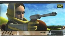 Star Wars Clone Wars Widevision Animation Cel Chase Card #5