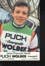 JEAN-FRANCOIS RAULT Cyclisme ciclismo PUCH WOLBER 81 Tour de France campagnolo