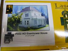 Branchline Laser-Art Structures HO #602 Eisenhower House