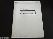 Manuale D'Officina Audi a 3 Simos Sistema di Iniezione + Accensione 4-zyl. Ab