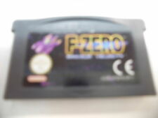 Nintendo Game Boy Advance GBA  F-Zero - Maximum Velocity