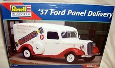 revell 1/25 1937 FORD PANEL DELIVERY TRUCK 2n1 STOCK