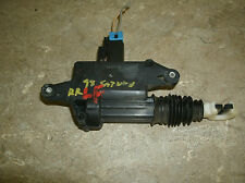 96-00 SATURN S-SERIES LEFT/DRIVER FRONT & RIGHT/PASSENGER REAR PWR LOCK ACTUATOR