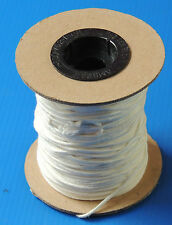Candle wick 2/0 for candle making - roll of 30 metres, square braided, cotton
