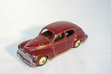 DINKY TOYS 24R 24 R PEUGEOT 203 MAROON EXCELLENT CONDITION!!!