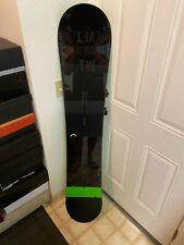 New Burton CUSTOM snowboard 156* Flying V GREEN Super RARE!! supreme custom DC
