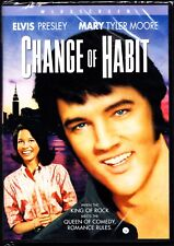 CHANGE OF HABIT (1969) DVD ELVIS PRESLEY REGION 1