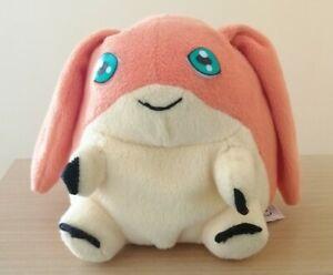 "Rare 1999 Play By Play 6"" Digimon Patamon Plush Soft Toy"
