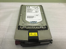 HP 300GB 10K  Wide Ultra 320 SCSI Hard Drive  BD3008A4C6 360205-023  W/ Caddy