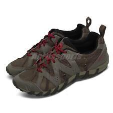 Merrell Waterpro Maipo 2 Boulder Grey Brown Red Men Outdoors Hiking Shoe J034261
