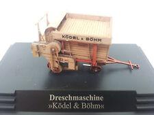 59905 Busch 1:87 Dreschmaschine Ködel & Böhm hochdetailliertes Kleinmodell NEU