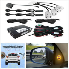 Car Blind Spot Monitoring BSM Radar Detection System W/Reverse Assist Function