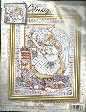 DESIGN WORKS ANGEL OF CROSS STITCH,MPN 9952,JOAN ELLIOTT,SEALED