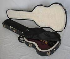"BLACK ""AxeShield HD"" Satin Protection Shroud ATTACHES To Gibson/Epiphone SG Case"