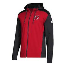 New Jersey Devils 2018 adidas Mens Full Zip Hoodie XL