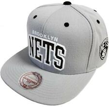 Mitchell & Ness Brooklyn Nets Reflective Arch HWC VI15Z Snapback Cap Basecap